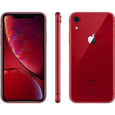 iPhone Xr 64GB, piros - Mobiltelefon