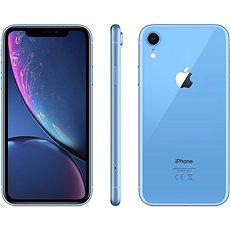 iPhone Xr 128GB, kék - Mobiltelefon