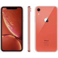 iPhone Xr 128GB, korallpiros - Mobiltelefon