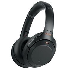 Sony Hi-Res WH-1000XM3 fekete - Fej-/Fülhallgató