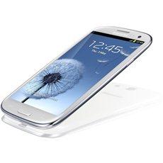 Samsung Galaxy S III (i9300) Marble White  - Mobile Phone