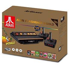 Retro konzol HD Atari Flashback 8 gold 2017 - Játékkonzol