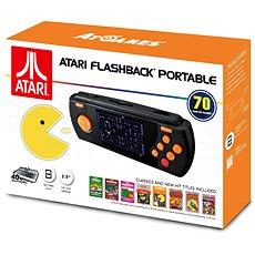 Retro konzol hordozható Atari Flashback 2017 - Játékkonzol