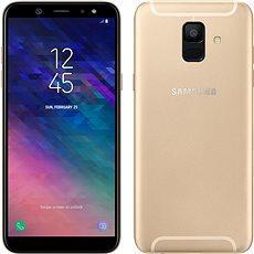 Samsung Galaxy A6 arany - Mobiltelefon