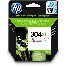 HP N9K07AE No. 304XL Tri-color - Tintapatron