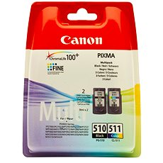 Canon PG-510 + CL-511 Multipack - Tintapatron