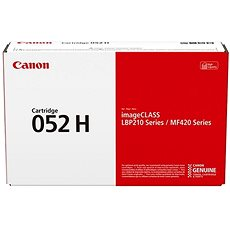 Canon 052H fekete - Toner