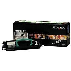 LEXMARK 34016HE fekete - Toner