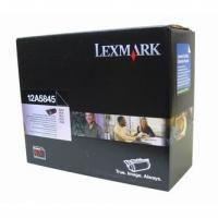 LEXMARK 12A5845 fekete - Toner