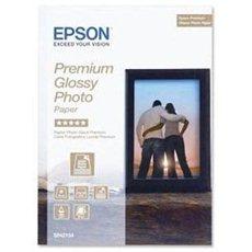 Epson Premium Glossy Photo 13x18cm 30 lap - Fotópapír