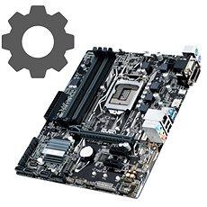 Frissítse a BIOS - alaplapot - Szolgáltatás