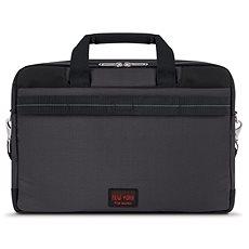 "Solo Mission Briefcase Black/Red 15.6"" - Laptoptáska"