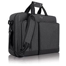 "Solo Duane Hybrid Briefcase Gray, 15.6"" - Laptoptáska"
