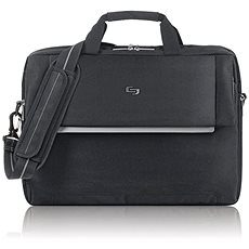 "Solo Chrysler Briefcase 17.3"" fekete - Laptoptáska"