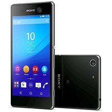 Sony Xperia M5 Fekete - Mobiltelefon