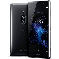 Sony Xperia XZ2 Premium Chrome Black - Mobiltelefon