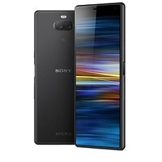Sony Xperia 10, fekete - Mobiltelefon