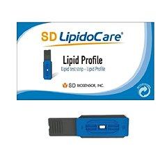 STANDARD DIAGNOSTICS mérőcsíkok teljes lipidprofilhoz 25db - Diagnosztika