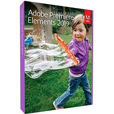 Adobe Photoshop Elements 2019 MP ENG BOX - Szoftver