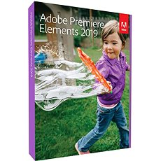 Adobe Premiere Elements 2019 MP ENG BOX - Szoftver