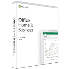 Microsoft Office 2019 Home and Business ENG (BOX) - Irodai alkalmazások