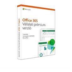 Microsoft Office 365 Business Premium Retail HU (BOX) - Irodai alkalmazások