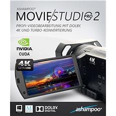 Ashampoo Movie Studio Pro 2 (elektronikus licenc) - Szoftver vágása