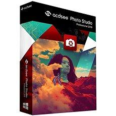 ACDSee Photo Studio Professional 2019 HU (elektronikus licenc) - Grafikus szoftver