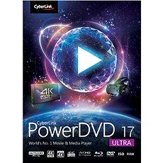 Cyberlink PowerDVD 17 Ultra (elektronikus licenc) - Elektronikus licensz