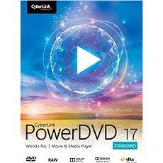 Cyberlink PowerDVD 17 szabvány (elektronikus licenc) - Elektronikus licensz