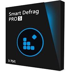 Iobit Smart Defrag 5 PRO (elektronikus licenc) - Elektronikus licensz