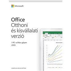 Microsoft Office 2019  Home and Business HU (elektronikus licenc) - Elektronikus licensz