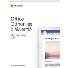 Microsoft Office 2019 Home and Student HU  (elektronikus licenc) - Elektronikus licensz