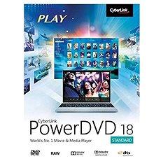 Cyberlink PowerDVD 18 Standard (elektronikus licenc) - Elektronikus licensz