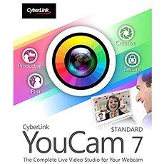 Cyberlink YouCam 7 Standard (elektronikus licenc) - Elektronikus licensz