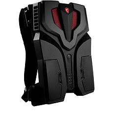MSI VR One 7RD-072CZ Backpack PC - Számítógép