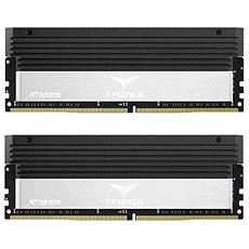 T-FORCE 16 GB KIT DDR4 3600MHz CL18 XTREEM Silver Series - Rendszermemória