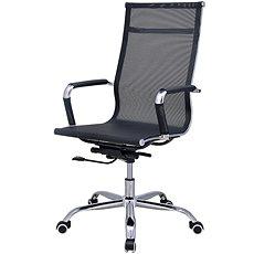 TEMPO KONDELA Cadif New, fekete - Irodai szék
