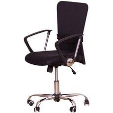 TEMPO KONDELA AEX, fekete - Irodai szék