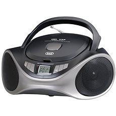 Trevi CMP 531 USB BK - CD lejátszó