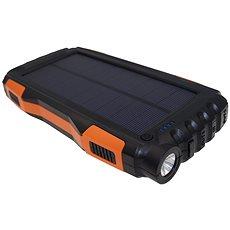 Viking Power Bank B-25 25000mAh fekete-narancssárga - Powerbank