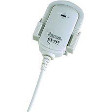 MicroClip Hama CS-460 fehér - Mikrofon