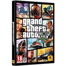 Grand Theft Auto V (GTA 5) - PC játék