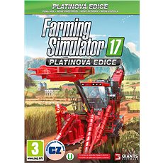 Farming Simulator 17 - Platinum Edition - PC játék