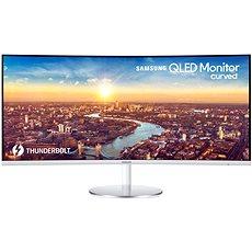"""34"""" Samsung C34J791 - LED monitor"""