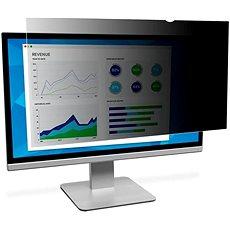 """3M Képernyővédő 22""""-os LCD kijelzőhöz, 16:10, fekete - Szűrő"""