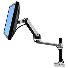 Ergotron LX Desk Mount Arm, Tall Pole - Asztali monitorállvány