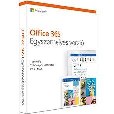 Microsoft Office 365 egyszemélyes előfizetés (elektronikus licensz) - Elektronikus licensz