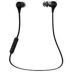 NuForce BE2 Fekete - Mikrofonos fej-/fülhallgató