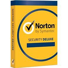 Symantec Norton Security Deluxe 3.0 CZ, 1 felhasználó, 3 készülék, 12 hónap (e-licenc) - Elektronikus licensz